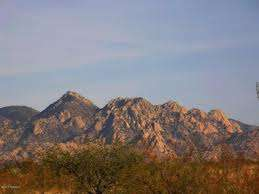 The terrain around St. David, Arizona. Photo courtesy of Zillow.